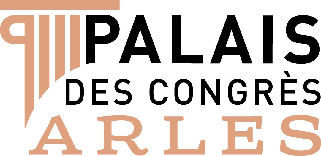 Palais des Congrès Arles Logo