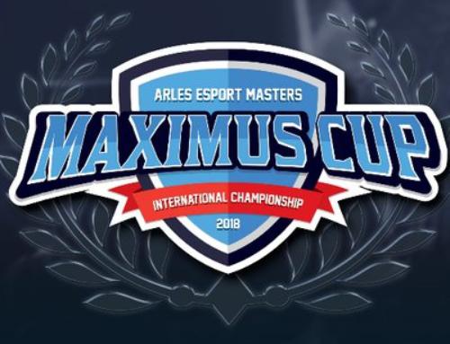 Du 29/11/2018 au 02/12/2018 : Maximus Cup