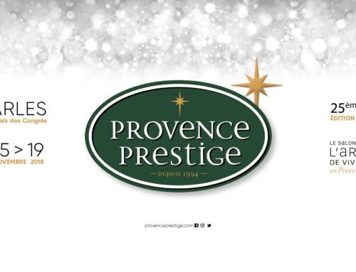 Du 15 au 19/11/2018 : Provence Prestige Arles