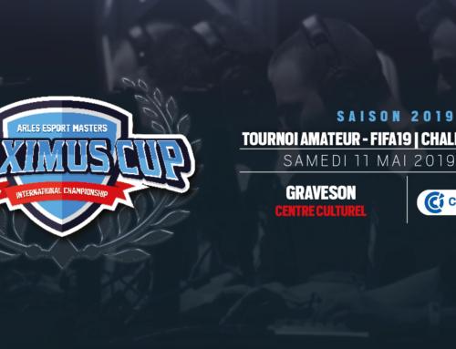 Lancement de la Saison 2019 de Maximus Cup 3 à Graveson