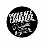 logo Salon Provence camargue tourisme d'affaires