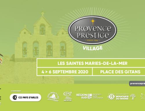 Du 4 au 6 septembre 2020 : Les Saintes-Maries-de-la-Mer accueillent la 3e édition de Provence Prestige Village