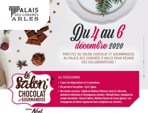 Offre «Salon Chocolat & Gourmandise»