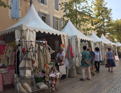 Prochain Provence Prestige Village : Châteaurenard les 7, 8 et 9 septembre 2018