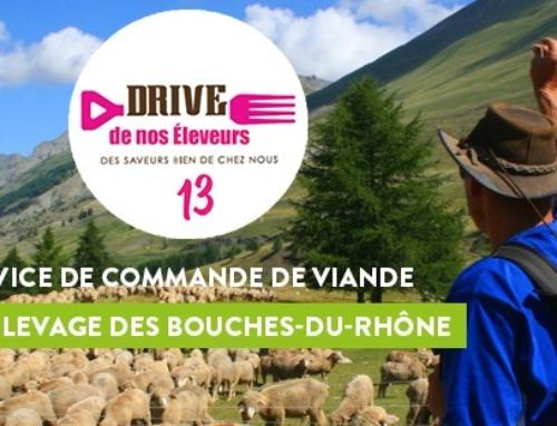 Les éleveurs des Bouches-du-Rhône se mobilisent
