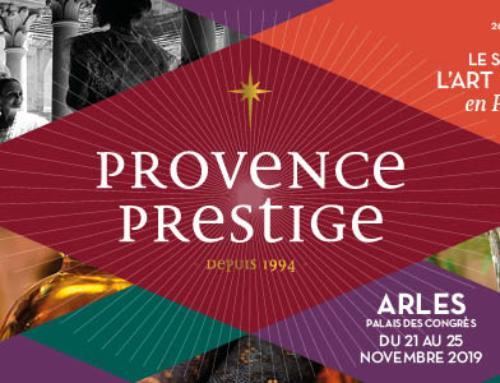 Provence Prestige, la 26e édition du salon de l'art de vivre en Provence en vidéo